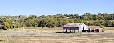 Photograph - Abandoned Farm by Bonfire Photography