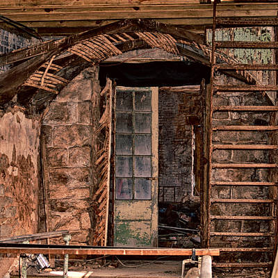 Photograph - Abandoned by Jim Poulos