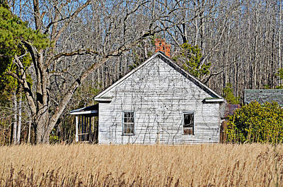 Photograph - Abandoned by Linda Brown