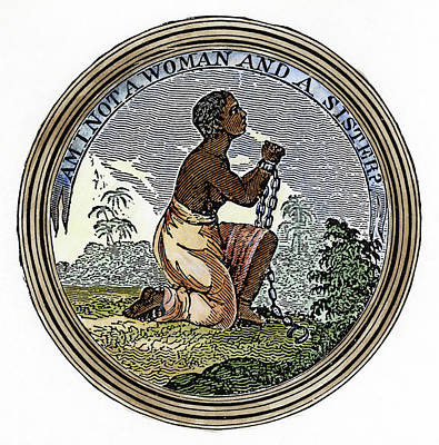 Abolition Emblem, 1837 Art Print