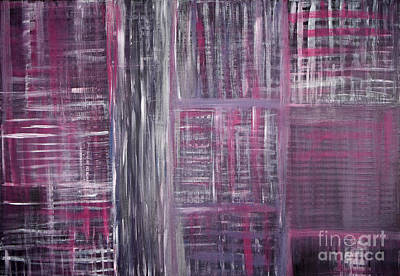 Painting - Abstract #1 by Angela Bruno