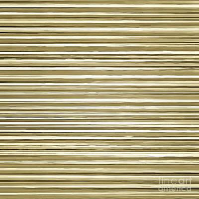 Color Study Photograph - Abstract Lines 3 by Edward Fielding