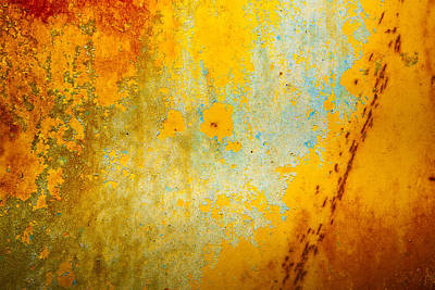 Abstract Art Print by Mark Weaver