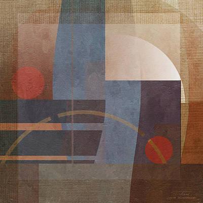Abstract Tisa Schlemm 01 Art Print by Joost Hogervorst