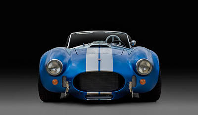 Automotive Digital Art - Ac Cobra by Douglas Pittman