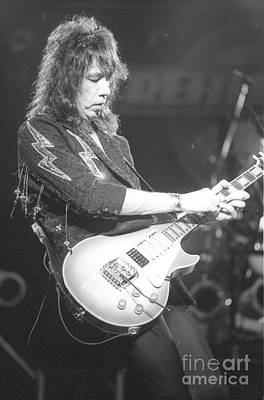 Ace Frehley Photograph - Ace Frehley by David Plastik