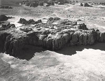 Acoma Photograph - Acoma Pueblo by Underwood Archives