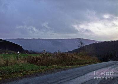 Photograph - Across The Valley by Christian Mattison