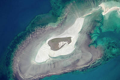 Oceans 11 Photograph - Adele Island by Nasa