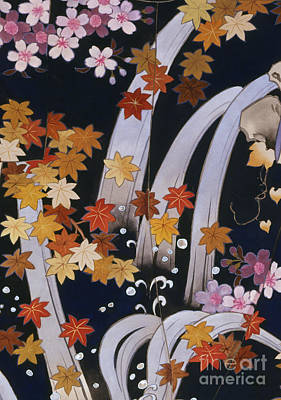 Adesugata Art Print by Haruyo Morita