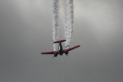 Photograph - Aerobatics 2 by Maxwell Amaro