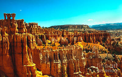 Photograph - Afternoon Hoodoos by Robert Bales