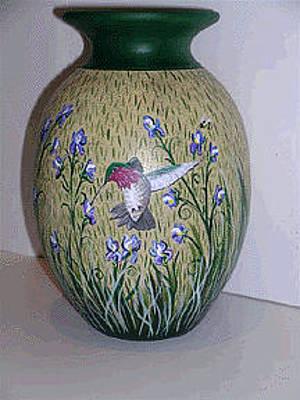 Ceramic Art - Against All Odds by Jennifer Lake