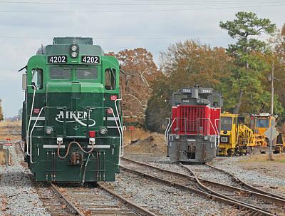 Photograph - Aiken Railway by Joseph C Hinson Photography