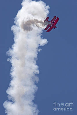 Photograph - Air Show by Jim West
