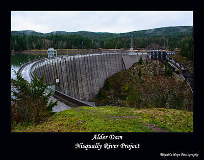 Photograph - Alder Dam by Tikvah's Hope