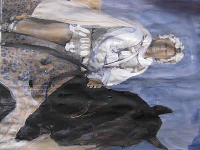 Painting - Alexander by Vikram Singh