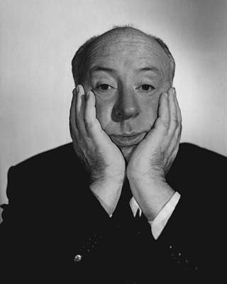 Hitchcock Photograph - Alfred Hitchcock by Retro Images Archive