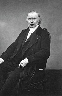 Alfred Photograph - Alfred Velpeau by National Library Of Medicine