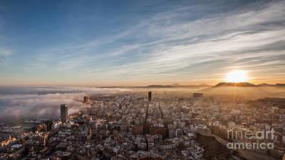 Photograph - Alicante by Eugenio Moya