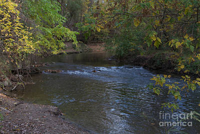 Photograph - Allen's Creek by William Norton