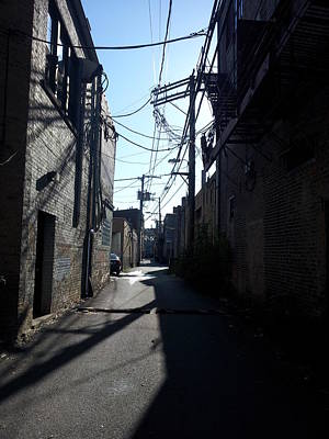 Photograph - Alley 19 by Zac AlleyWalker Lowing