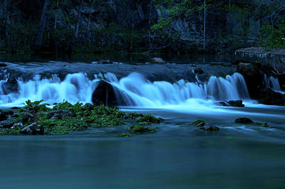 Grist Mill Photograph - Alley Spring by Steve Stuller