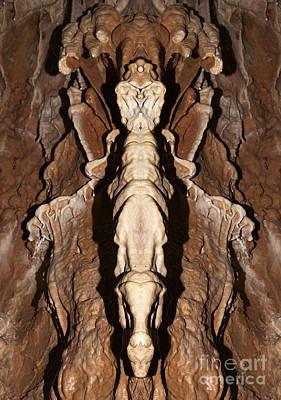 Phantasm Digital Art - Allien by Michal Boubin