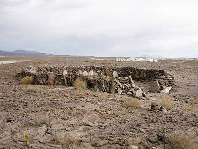Chilean Photograph - Alma Site by European Southern Observatory