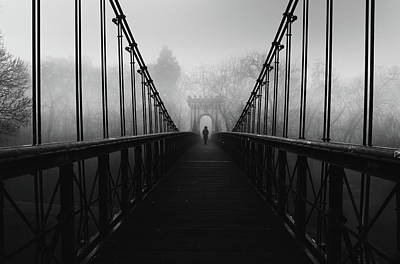 Perspective Wall Art - Photograph - Alone by Catalin Alexandru