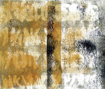 Vivid Mixed Media - Alphabetical Order by Carol Leigh