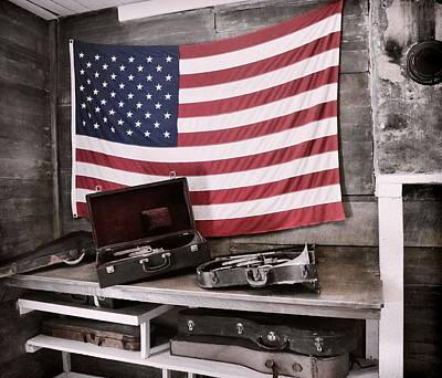 American Tradition Art Print by JAMART Photography