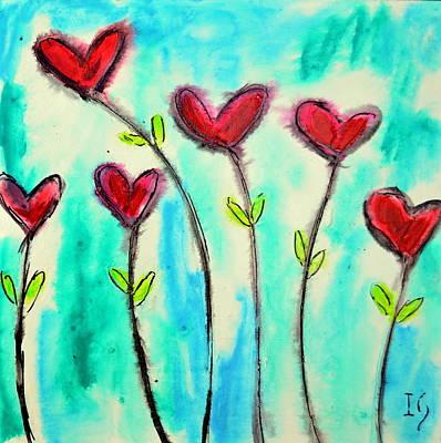 Amor Puro Art Print