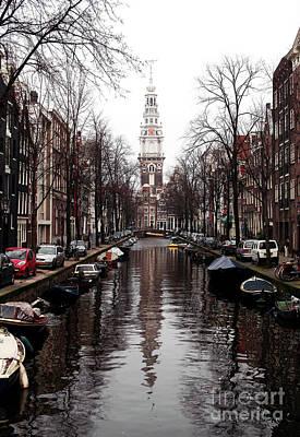 Photograph - Amsterdam by John Rizzuto