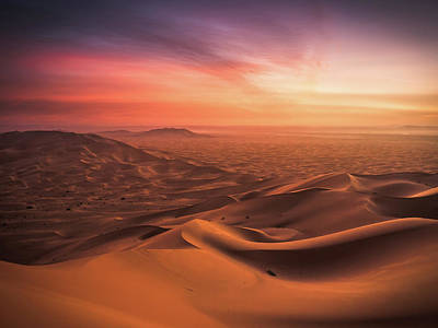 Morocco Photograph - An End And A Beginning by Andreas Wonisch