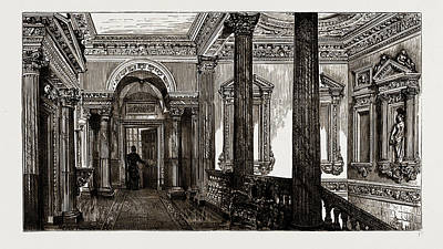 Old Mansion Drawings