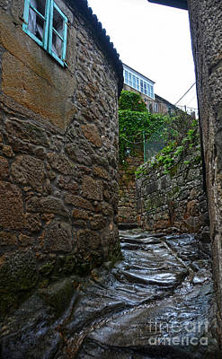 Photograph - Ancient Street In Tui by RicardMN Photography