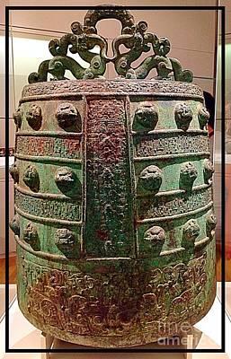 Photograph - Ancient Vase by John Potts