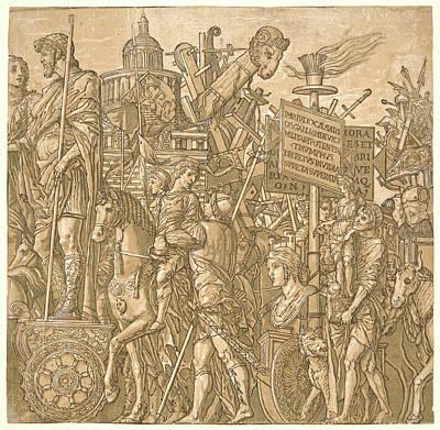 Andrea Andreani Italian, 15581559 – 1629 After Andrea Art Print