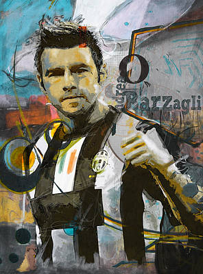 Andrea Barzagli  Original by Corporate Art Task Force