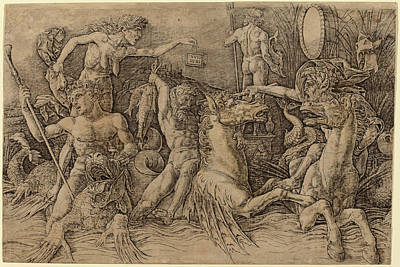 Andrea Mantegna Italian, C. 1431 - 1506 Art Print
