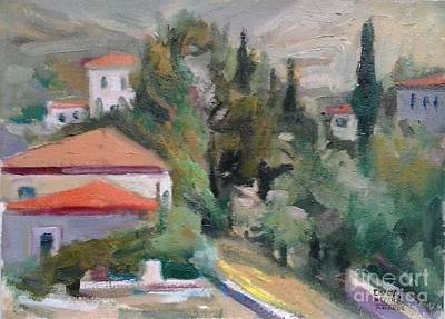 Painting - Andros by George Siaba