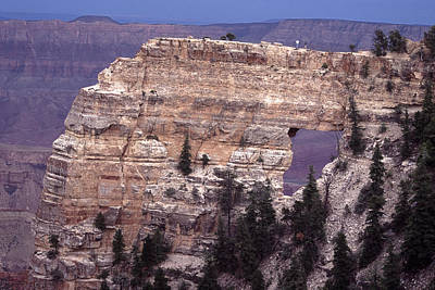 Grand Canyon Photograph - Angel's Window  Grand Canyon by Liz Leyden