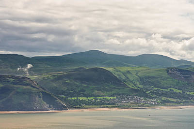 Photograph - Anglesey From The Great Orme by Jane McIlroy