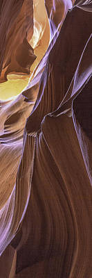 Photograph - Antelope Canyon  by Frederick H Claflin