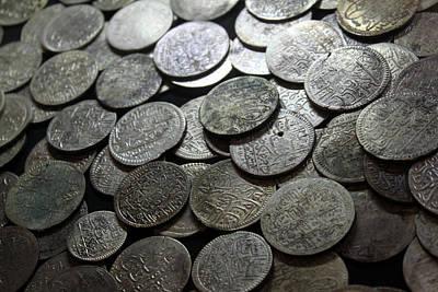 Antique Silver Coins Original