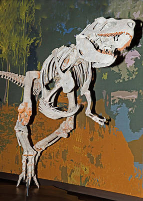 Photograph - Appalachiosaurus by Millard H. Sharp