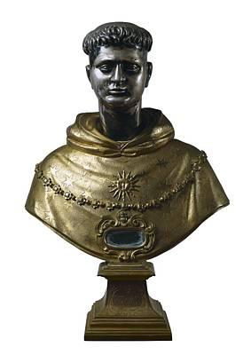 Statue Portrait Photograph - Aquinas, Thomas, Saint 1225-1274 by Everett