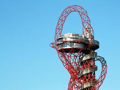 Arcelormittal Orbit Art Print by Alex Bartel