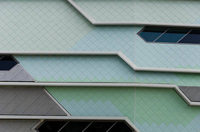 Photograph - Architectural Detail by Paul Indigo